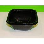 Черная одноразовая посуда  (25)