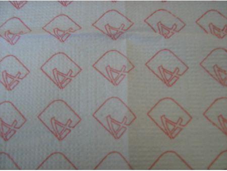 Салфетки с логотипом
