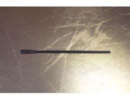 Размешиватель черный ПС 160 мм  1000 шт/уп, 16000 шт/кор.