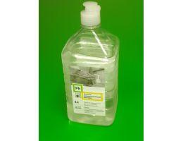 Лосьен антимикробный для рук спиртосодержащий (70%) 1 литр с дозатором