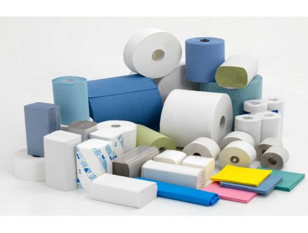 Бумажные и санитарно-гигенические товары
