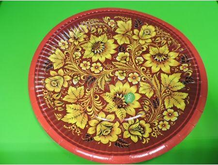 Стильная одноразовая посуда